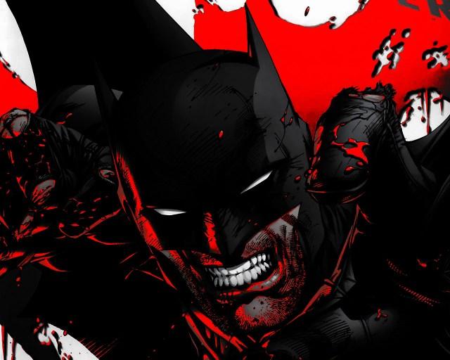 bloody batman