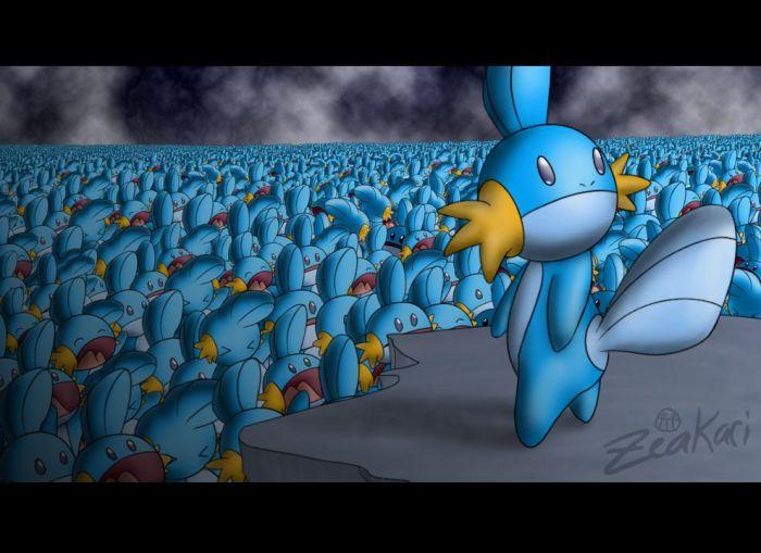 mudkip uprising