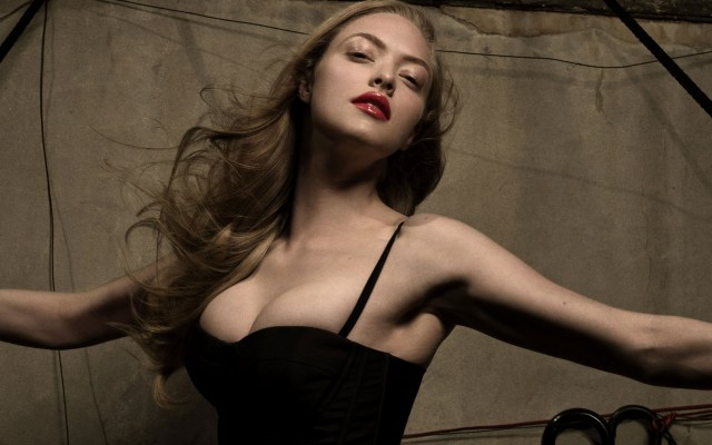 Amanda Seyfried is perfect