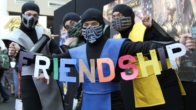 friendship cosplay