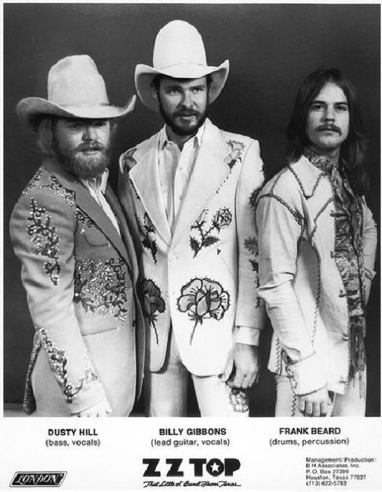 zz top the early years