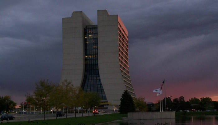 Sunset on science