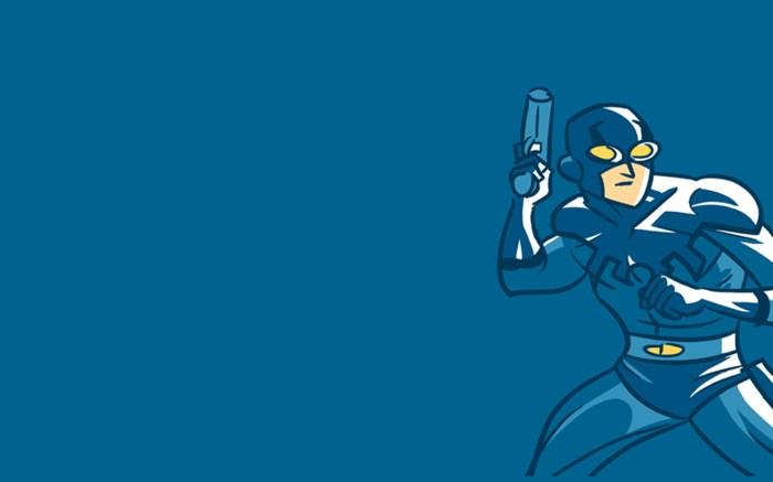 blue beatle