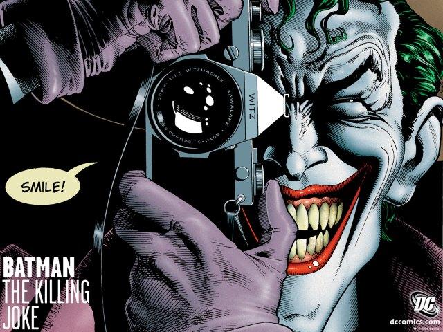 the killing joke - wallpaper