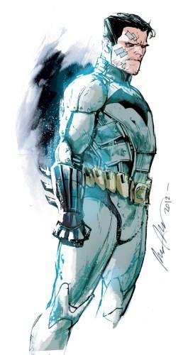 Batman, by Rafael Albuquerque