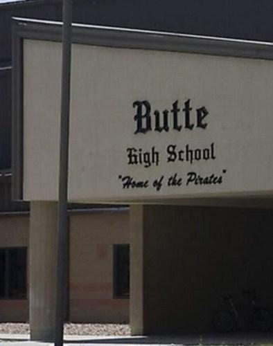 butte high school