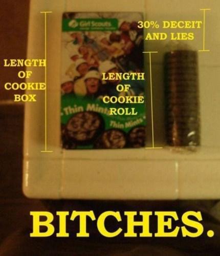 cookie LIES