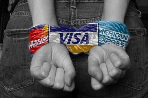 debt is slavery