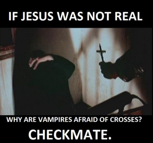 if jesus were not real
