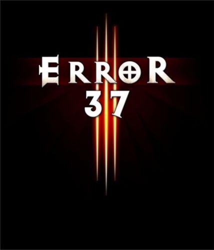 error 37