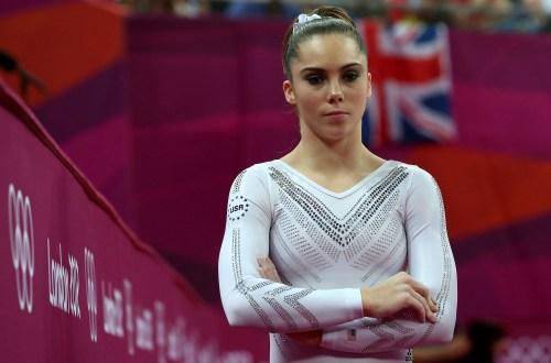 mckayla maroney - gymnastics hottie