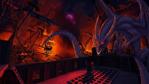 dragon vs boats