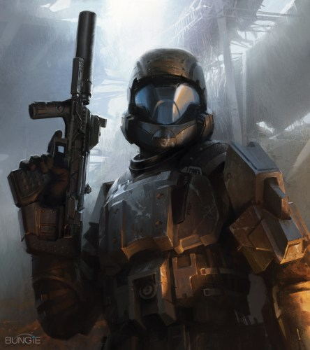 halo 3 - odst - the rook