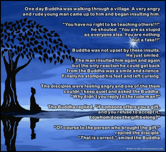 one day buddha was walking through a village.png