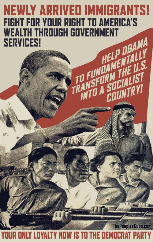 Poster_Immigrants_Obama_Welfare