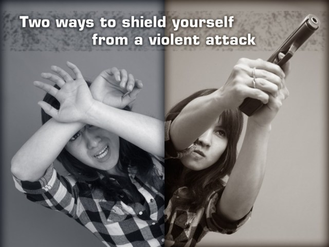 two ways to shield yourself from a violent attack.jpg