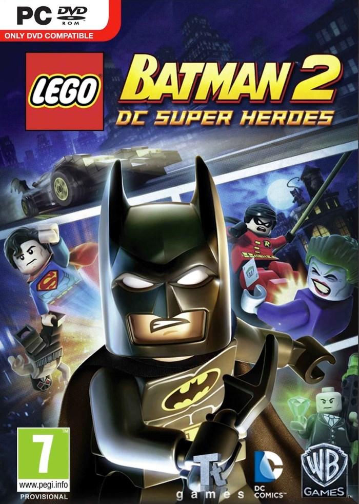 LEGO Batman 2 DC- Super-Heroes
