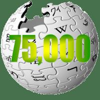 75,000 articles