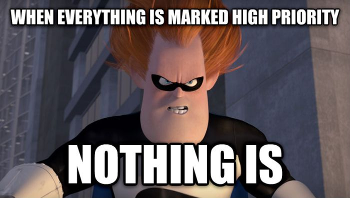 when is everything is marked high priority - NOTHING IS.jpg