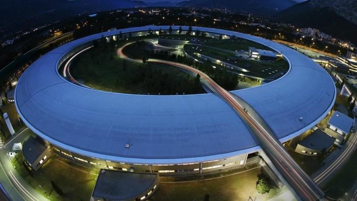 The European Synchrotron Radiation Facility - Grenoble, France.jpg