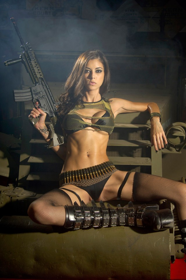 Nice soldier girl.jpg