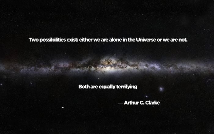 Two Possibilities - Arthur C. Clarke.jpg