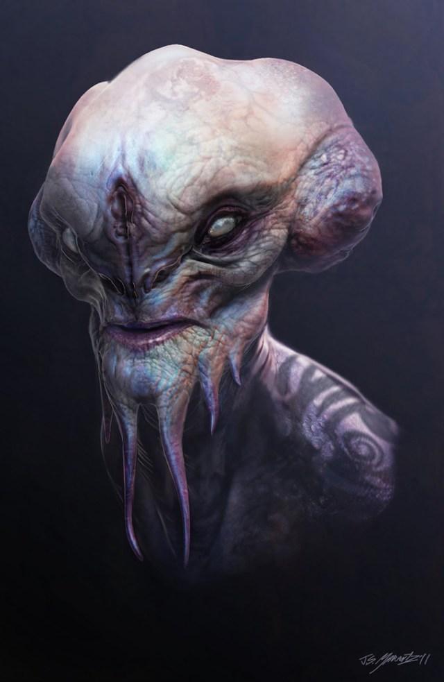 alien thing