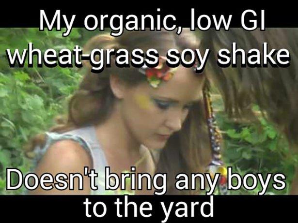 My Organic soy shake.jpg