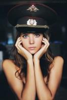 Miitary Tilted Hat Woman.jpeg