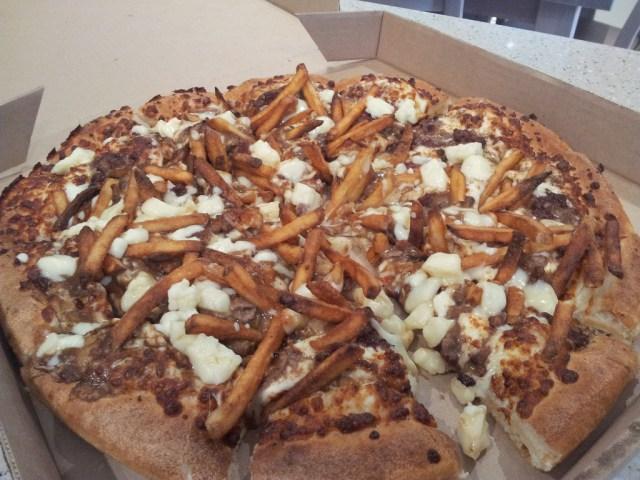 Poutin Pizza