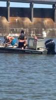 Baby Crib on Bass Tracker Boat.jpg