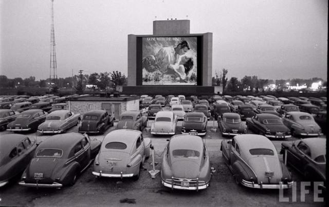 drive in 001