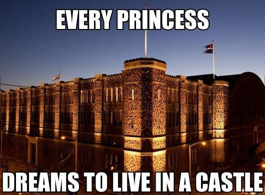 every princess dreams to live in a castle.jpg