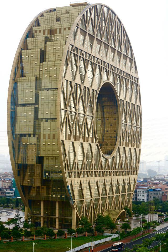 A circular building.jpg