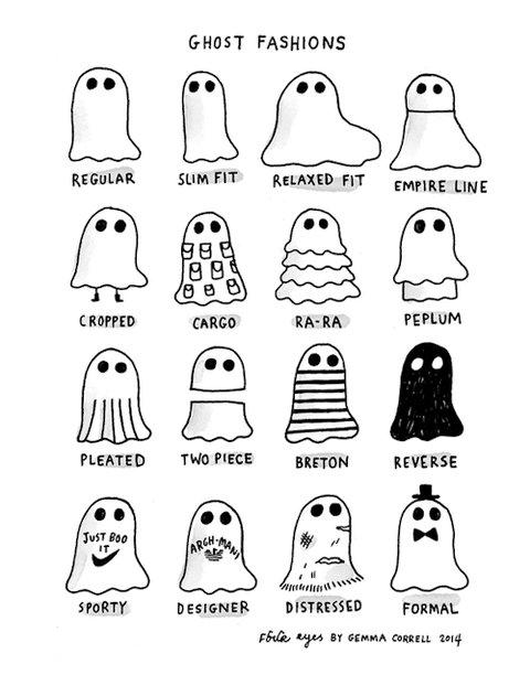 Ghost Fashions