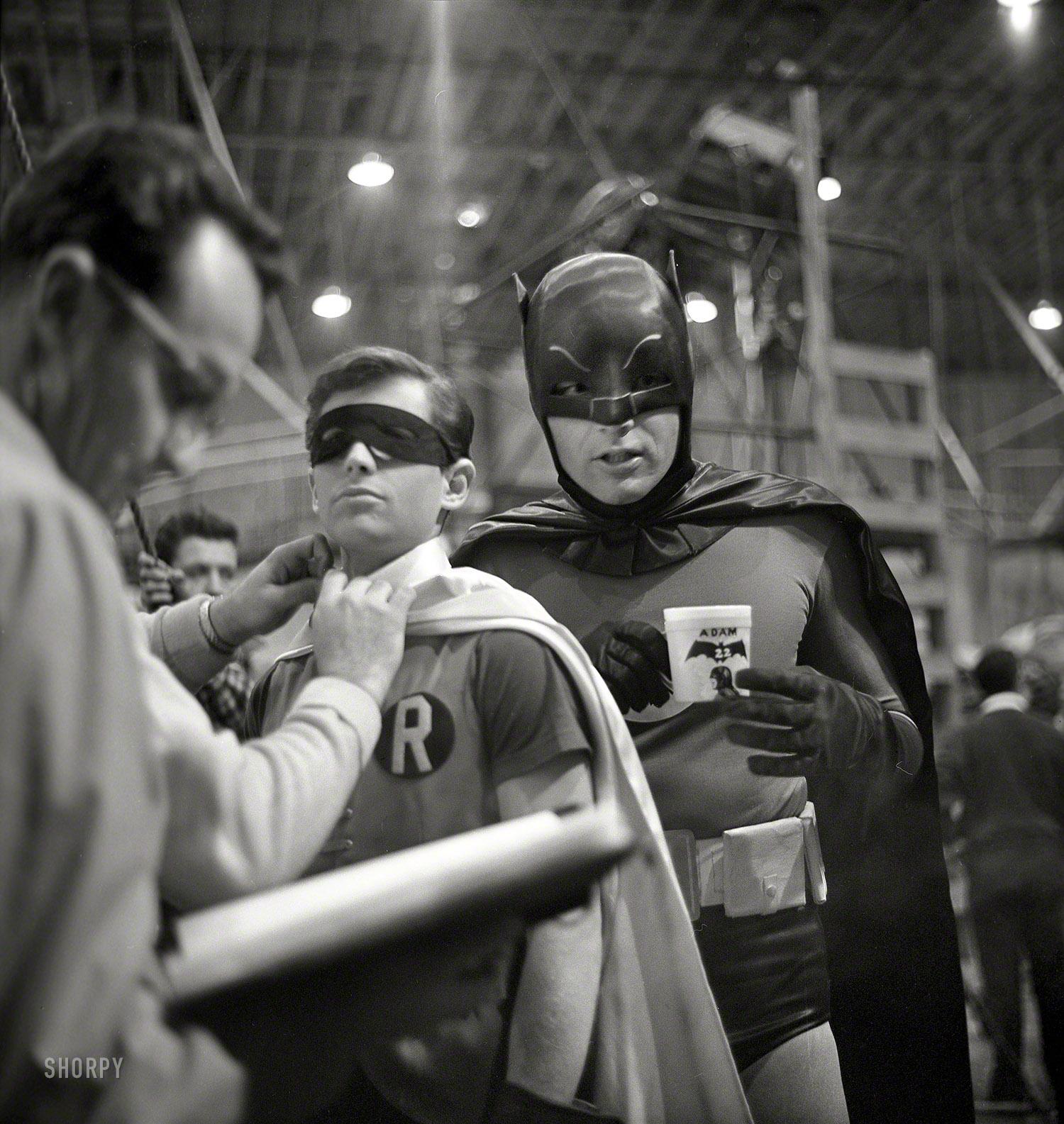 Batman ? behind the scenese