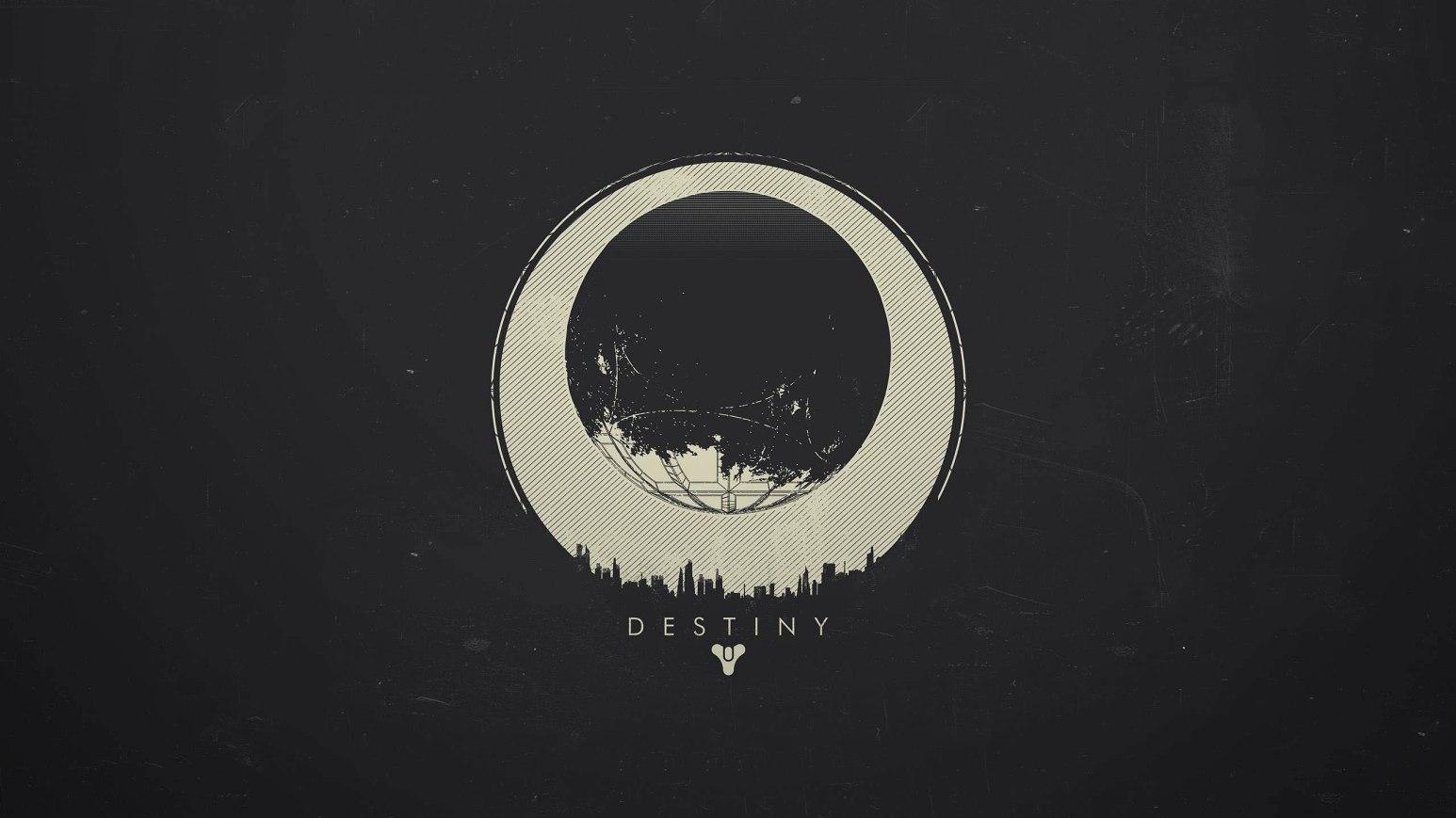 destiny game logo artwork image