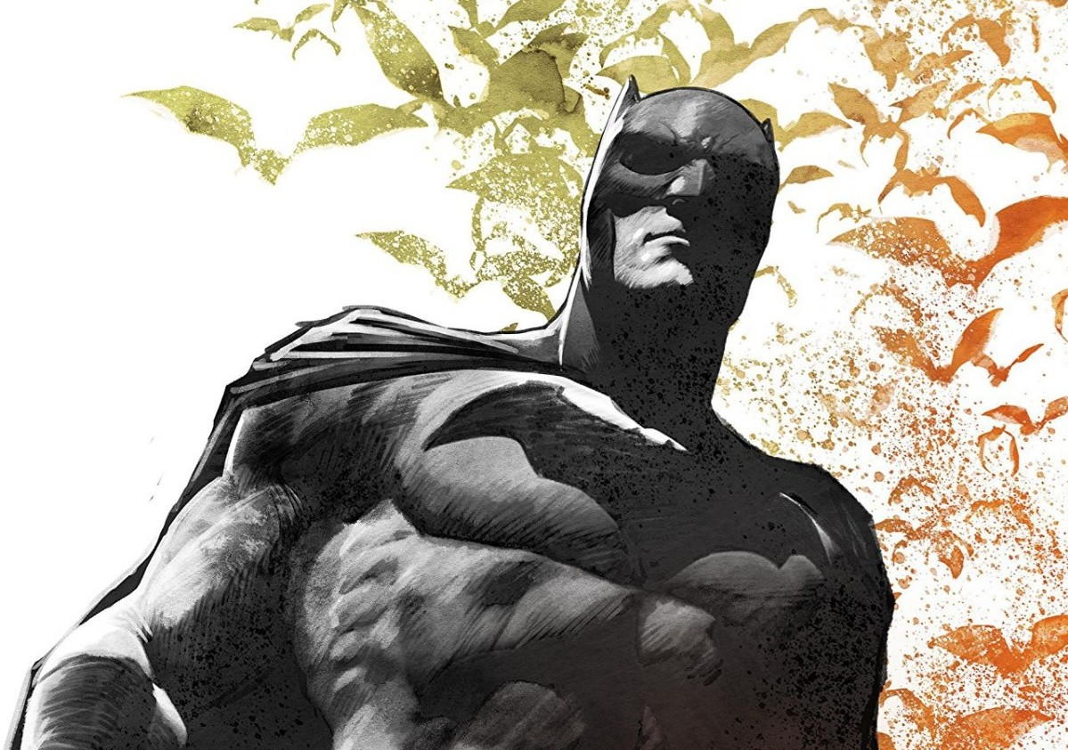 batman and bats