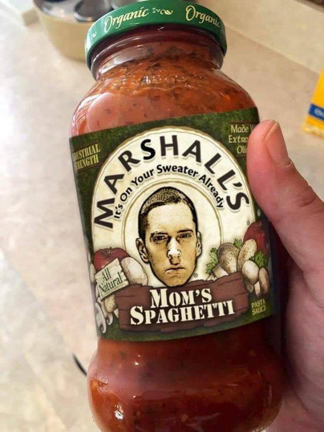 marshall's spaghetti
