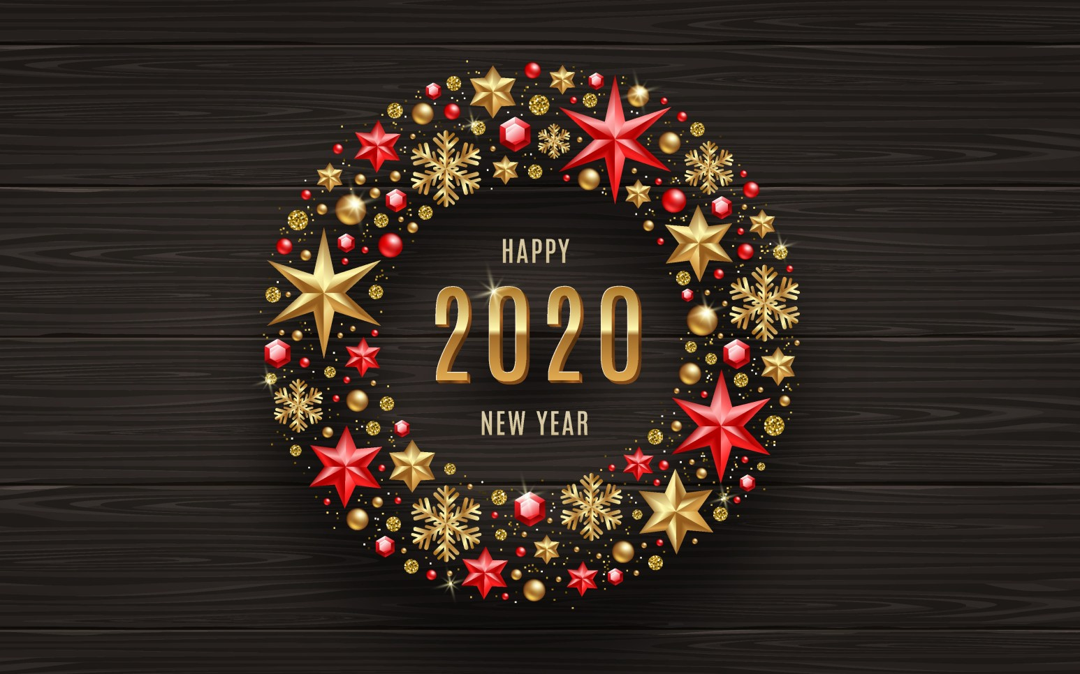 Happy 2020 New Year