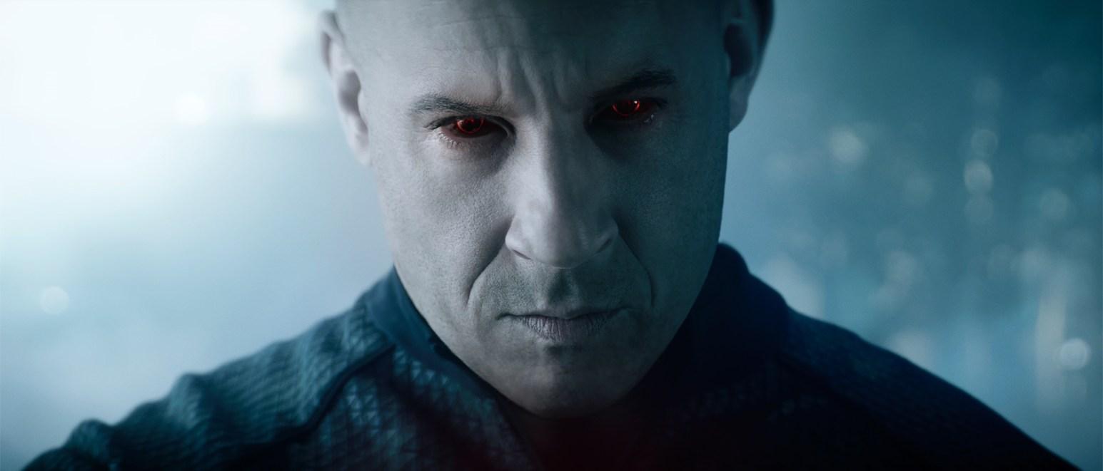 Bloodshot Has Red Eyes