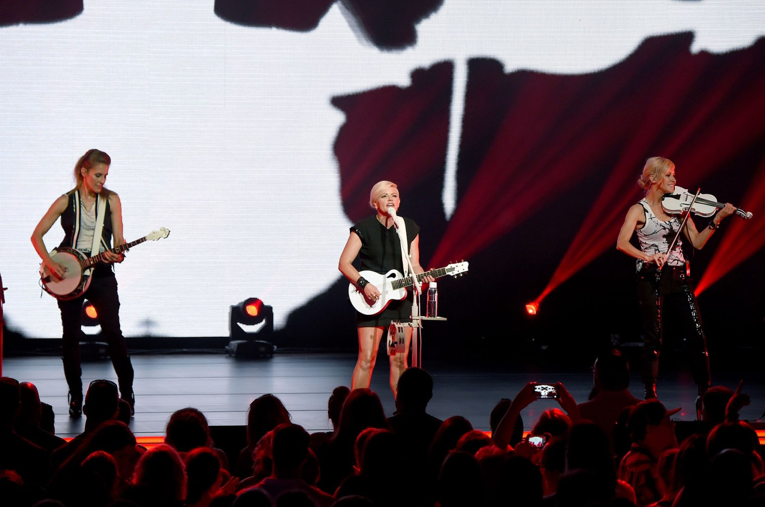 Dixie Chicks Change Their Name to 'The Chicks' Drop Protest Song