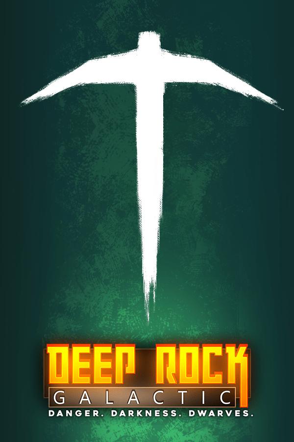 Deep Rock Galactic Pickaxe Deep Rock Galactic   Pickaxe