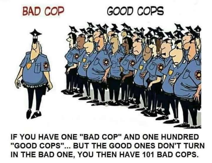 101 BAD COPS