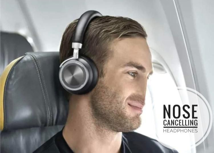Nose Cancelling Headphones