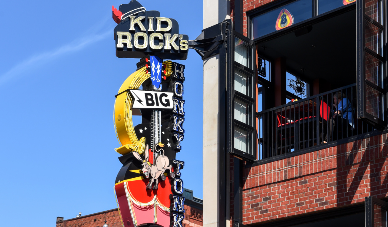 Man Arrested At Kid Rocks Bar For Removing Colostomy Bag And Swinging It Around