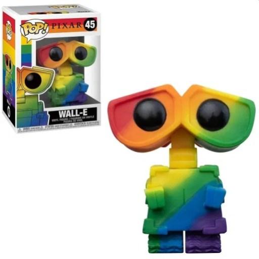Funko Releases New Line of Pride 2021 Rainbow POP Figures