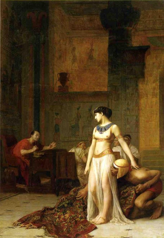 Cleopatra_and_Caesar_by_Jean-Leon-Gerome.jpg (148 KB)