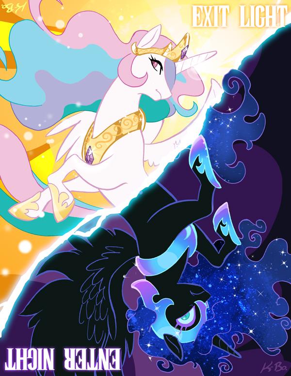 princess_celestia___nightmare_moon_by_k_bo__by_kevinbolk-d4l5ypt.jpg (408 KB)