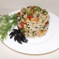 Елда със зеленчуци